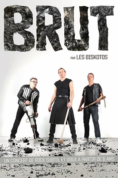 BRUT par Les Biskotos (rock pour enfants)